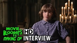 Dracula Untold (2014) Art Parkinson (Ingeras) Interview