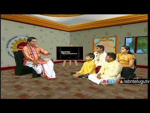Meegada Ramalinga Swamy Explains Telugu Proverbs   Adivaram Telugu Varam   Episode 16