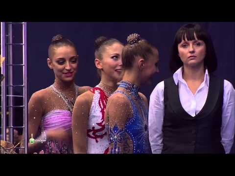 2010 World Championships Individual AA Medal Ceremony (HD)