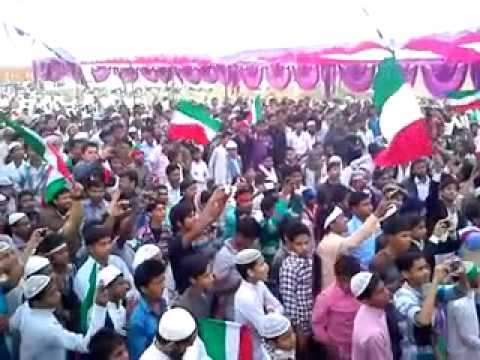 RUC Ki Jaunpur Rally Me umda Jan Sailaab