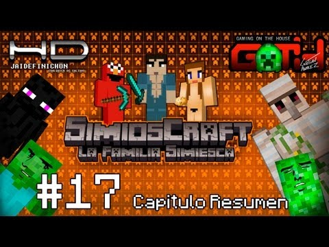 SimiosCraft #17 Se acuerdan cuando... Minecraft en Español GOTH
