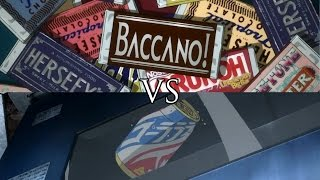 What's in an OP? - Baccano! vs. Durarara!!