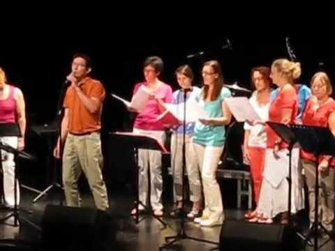 Les Globe Singers - MJC Bron - Michelle