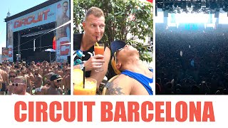 Start to Finish: Circuit Festival Barcelona 2016