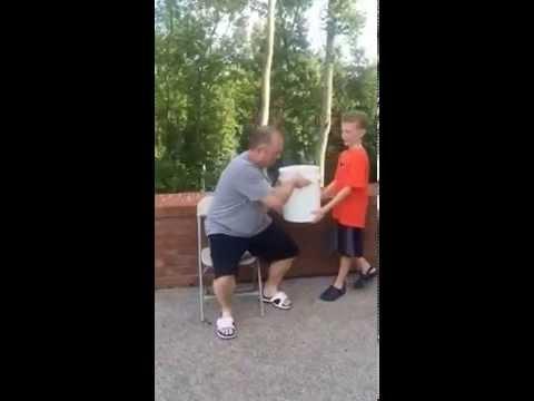 Tom Herrion ALS Ice Bucket Challenge