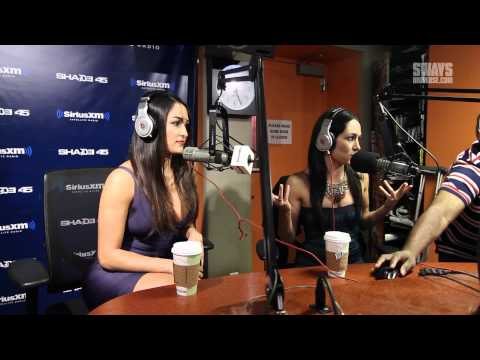 Bella Twins on How they Began Wrestling and John Cena