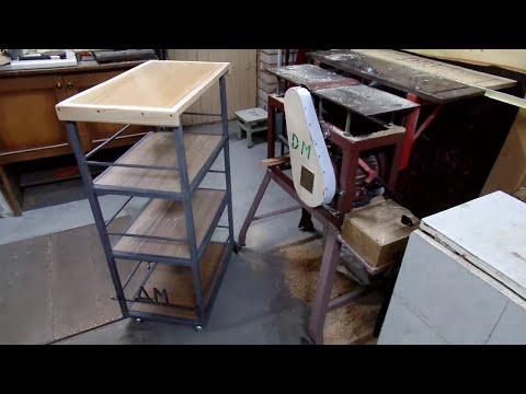 Ящики для инструментов на колесах своими руками
