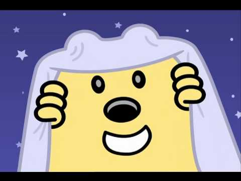 Wubbzy Goes Boo! video