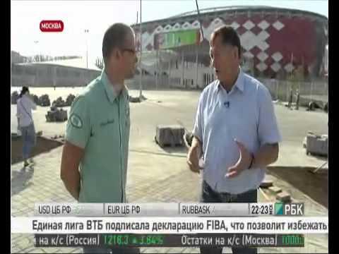 Стадион «Открытие Арена» достроен
