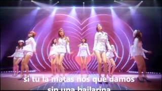 Girls Generation (SNSD) parodia