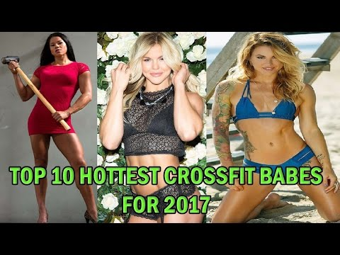TOP 10 HOTTEST CROSSFIT BABES FOR 2017