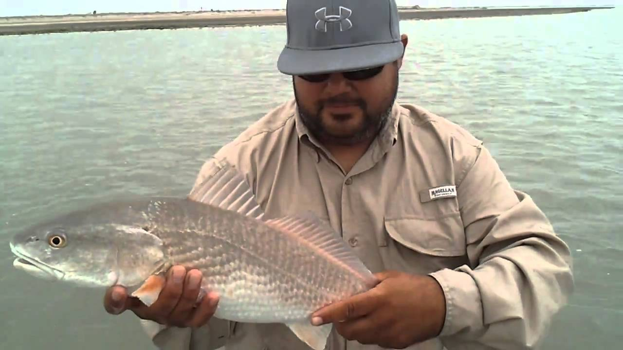 Arroyo city red devils youtube for Arroyo city fishing