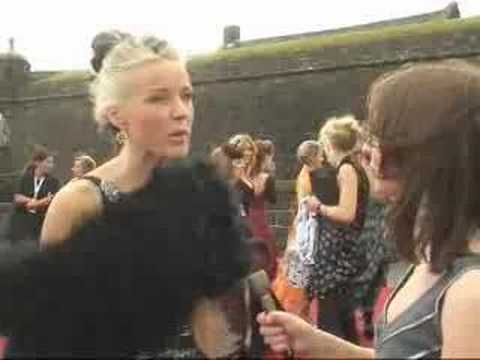 Scottish Fashion Awards 2008 - Herald videos