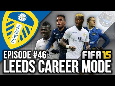 FIFA 15 | Leeds United Career Mode - JANUARY TRANSFER WINDOW! #46
