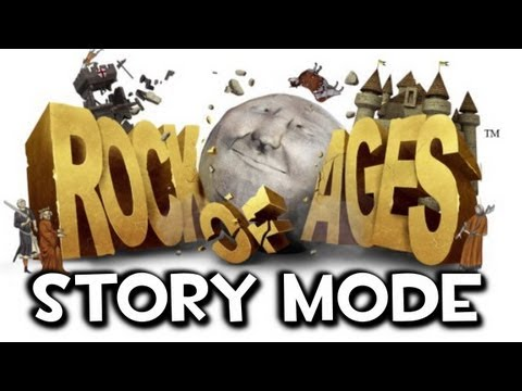 Rock Of Ages Single Player Part 1 video