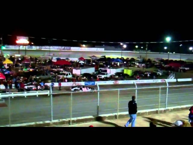 ARCA-Mobile Speedway- 3/10/12