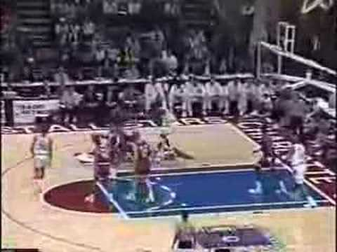 1991 NBA All Star Game Video