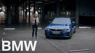 The all-new BMW 3 Series. Design. (G20, 2018)