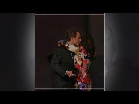 Tony & Kerry / Respect Awards 2017 / a little sweet moments ❤️
