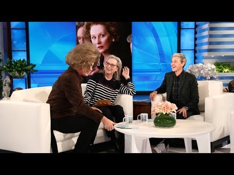 Tom Hanks and Meryl Streep Play Each Other's Iconic Characters | games on ellen