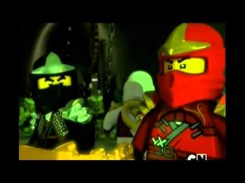 Лего Ниндзяго 2 сезон 11 серия - Все из ничего