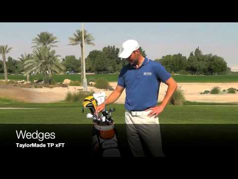 Martin Kaymer: What's in the bag