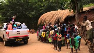 Goodbye to Mkunya Village, Malawi, Africa