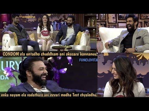 Navdeep and Sundeep Kishan Condom Punch | No1 Yaari with Rana Daggubati Season 2 Episode 9 Promo thumbnail