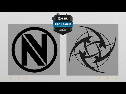 CS:GO - EnVyUs vs. NiP [Inferno] Map 2 - ESL Pro League Season 5 - EU Matchday 27