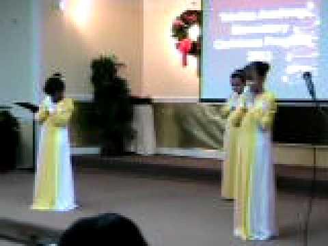Trinitas Academy Christmas Special 2011