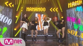 MAMAMOO - You're the Best M COUNTDOWN 160324 EP.466
