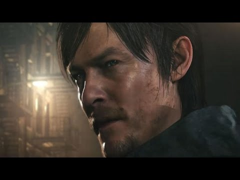 Anuncian nuevo Silent Hill a manos de Kojima y Guillermo del Toro #SilentHills