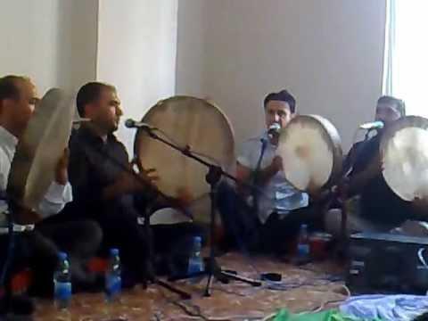 Grup Dergah Urfa'da Sünnet Mevlidinde