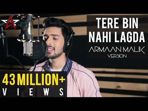 Tere Bin Nahi Lagda - Armaan Malik Version | Nusrat Fateh Ali Khan Tribute | Acoustically Me