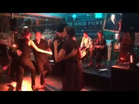 One Horse Pony Play Deadman's Blues At The Guinness Storehouse video
