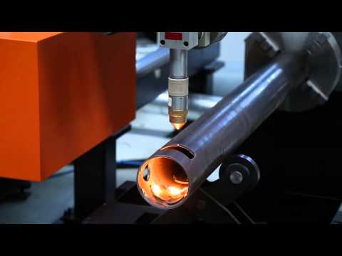EPL Plasma 5 Axis Pipe Cutting / Plazma 5 Eksen Boru Kesme 1