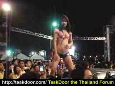 Hot Sexy Thai Coyote Girls video