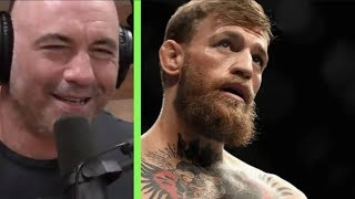Joe Rogan Doesn't Buy Conor Mcgregor's Retirement