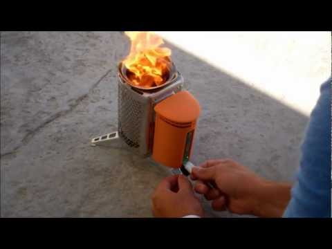 Biolite Stove AWESOME!!  2 of 2