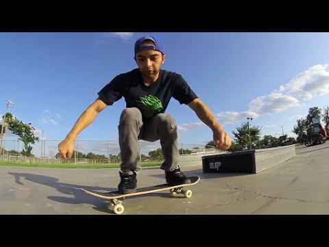 WTF!? Mind-Melting Skatepark Montage!