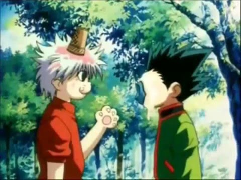 Hunter X Hunter Greed Island Closing Song(full).wmv video