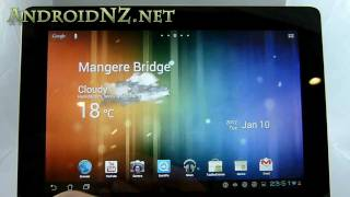 ASUS Transformer Prime_ ICS video demo & important information about Root access