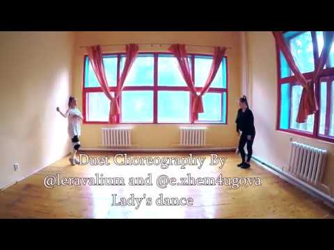 Let me Love you. Duet Choreography. Ariana Grande cover