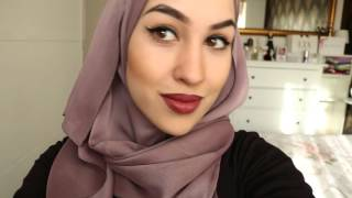 Lia Fashion - Hijab Tutorial