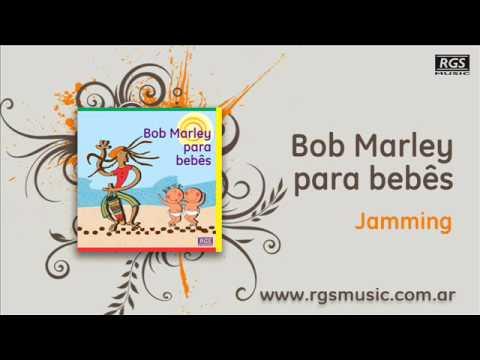 Bob Marley para bebes - Jamming