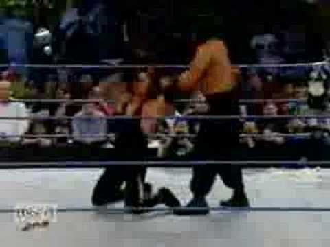 The Great Khali Debut