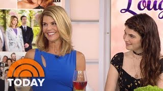 Lori Loughlin Talks About 'Garage Sale Mystery' And Her Daughter Going To College | TODAY