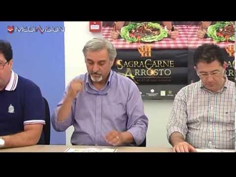 """Conferenza Stampa presentazione III edizione della """"Sagra della Carne Arrosto"""""""