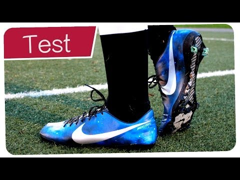 Testing CR7 Boots : Nike Mercurial Vapor 9 GALAXY - Outdoor Test + Free Kicks - Germankickerz