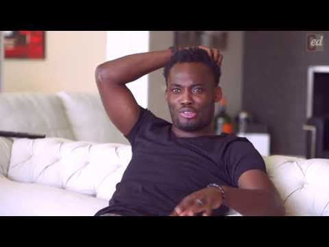 Michael Essien on his early football memories